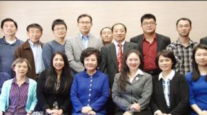 裘援平会见西雅图华裔专业人士 寄语其为祖籍国科技发展做贡献