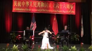 中国驻芝加哥总领馆举办国庆招待会