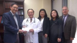 ACP发放700万拨款优化医疗服务 350名华裔医生获益