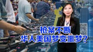 开口不凡:枪杀血案夺命 华人移民美国是美梦还是噩梦?