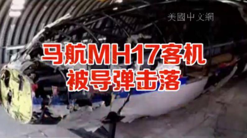 荷兰安全委员会确认马航MH17被山毛榉导弹击落