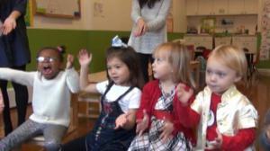 汉语热持续增温 纽约幼童学中文成风潮
