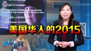 开口不凡:杀人越货 谈性撒泼 2015美国华人8个关键词