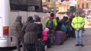 暴风雪将至 华埠长巴及旅行社启动暴风雪预案