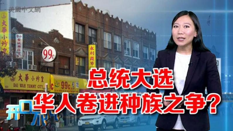 开口不凡:布鲁克林超市大换血 华人当道为何引纷争?