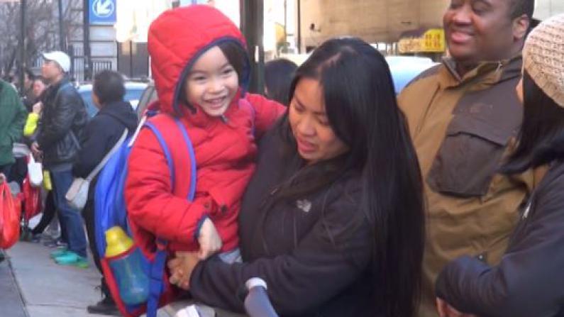 华裔家长学童认真筹划 迎接首次春节假期