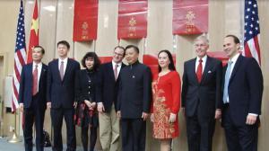 中国驻休斯敦总领馆春节招待会  大休斯敦政界侨学界500余人到场