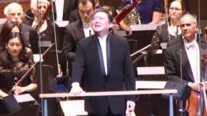 纽约爱乐乐团中国新年音乐会  演奏谭盾《女书》