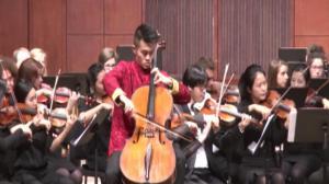 辛辛那提新年音乐会  完美演绎中西方乐器合奏