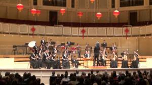 中国民乐走进芝加哥交响音乐厅庆新春