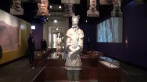 兵马俑特展亮相芝加哥Field博物馆     120组珍贵展品展现秦王朝