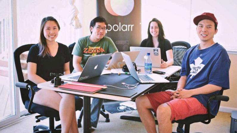 华裔留学生做App Store最受欢迎修图工具