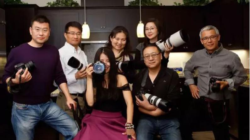 IT菁英也可以是摄影大拿 旧金山举行国际华人摄影展参展者多为程序员