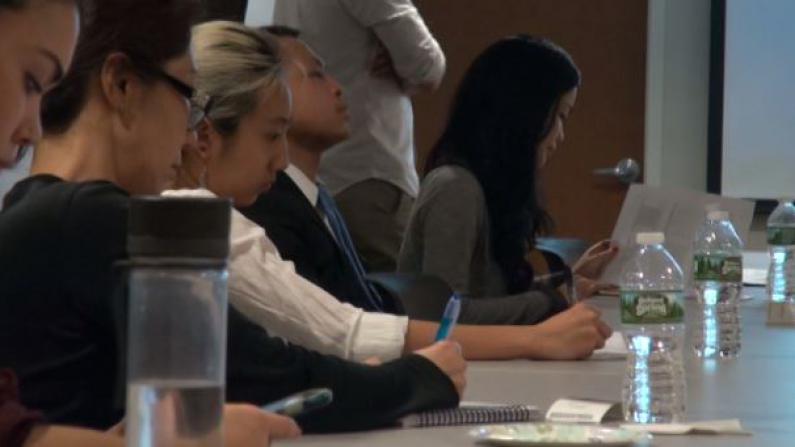 亚美协会办讲座 助亚裔识别对抗校园霸凌