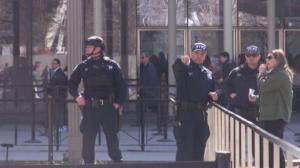 比利时恐袭后 纽约安保全面升级