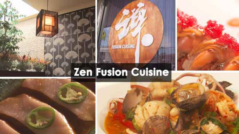 人气亚洲料理 给寿司生鱼片翻花样