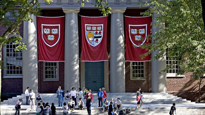 常春藤盟校本科录取结果出炉  哈佛录取率再创新低