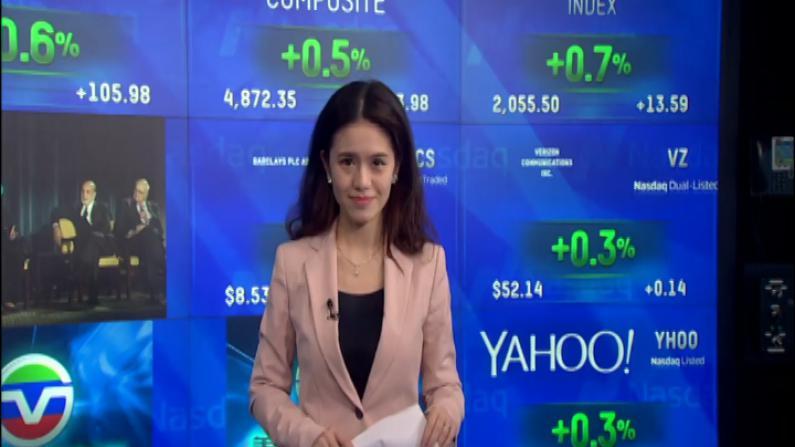 风险投资偏好增强美股高开 联储四任主席首度齐聚一堂