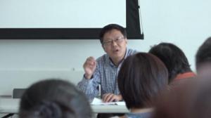 孙澜涛律师法拉盛图书馆办讲座  详解新移民必备法律常识