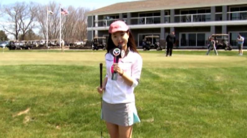 第一期 新手打高尔夫的三大乐趣