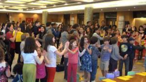 中国驻纽约总领馆举办活动 邀美国中小学生感知中国
