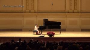 夏季音乐会卡内基音乐厅举行 华裔青年表演家带来中国风