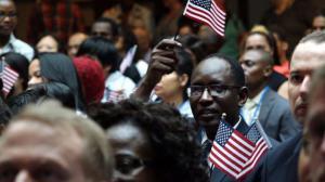 独立日前夕225移民宣誓入籍 其中6华裔