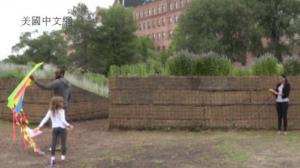 纽约风筝节 自制风筝探索飞行的奥秘
