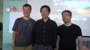 探索风光摄影的世界 大师阿刘、云漫摄影讲座华埠上演