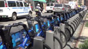 纽约市警下周严打不礼让自行车 民众意见不一