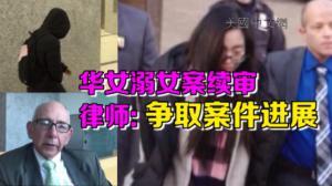 李林溺女案续审 下次开庭为8月31日