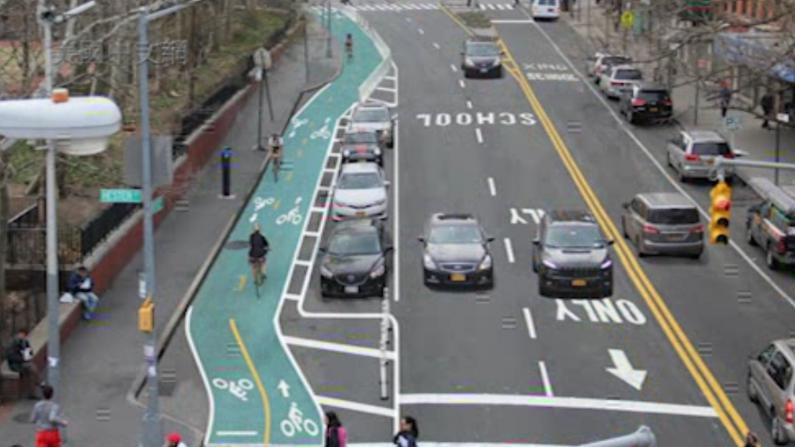 提升骑行安全 基士堤街双向自行车道改建计划将动工