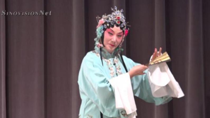 昆曲名作齐上演 海外昆曲社法拉盛举办夏季公演