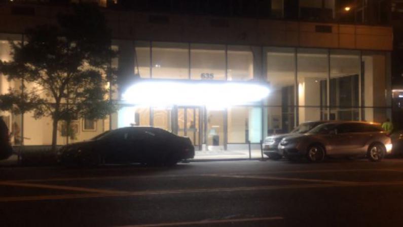 24岁华男曼哈顿豪华公寓坠楼