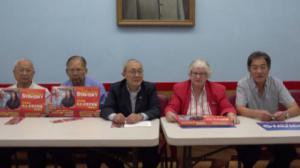 史塔文斯基纽约中华公所拉票  将持续关注可负担房屋议题
