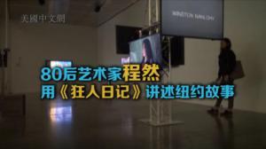 中国80后艺术家《狂人日记》展开幕 15个视频短片讲述纽约故事