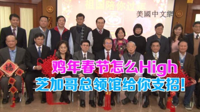 庆中国农历新年 芝加哥领区大型文艺演出不间断