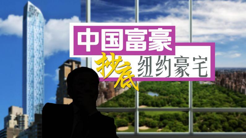 华人收藏家豪购曼哈顿千万公寓