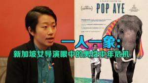 一人一象:新加坡女导演眼中的男性中年危机