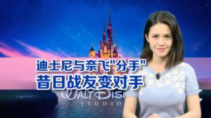 迪士尼自建流媒体服务平台 终止与奈飞公司合作