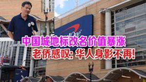 华盛顿中国城体育馆改名价值暴涨  老侨感叹:商业繁华但华人身影不再