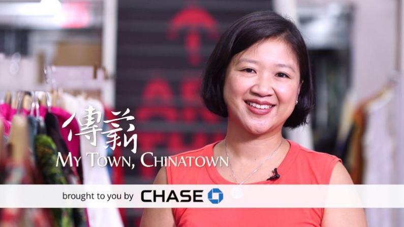 五十年华埠传奇 创意珠江浴火重生