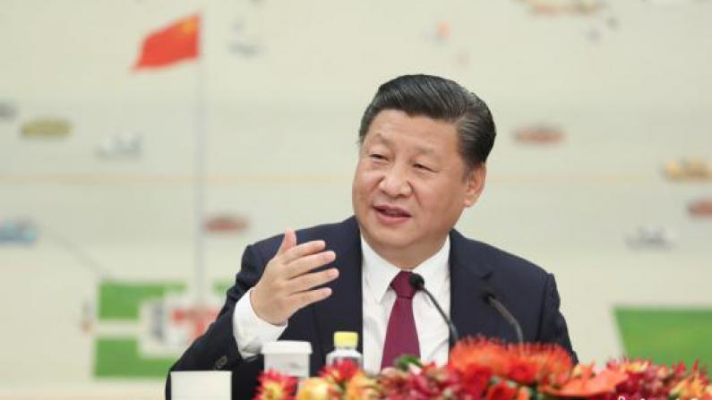 习近平会见清华大学经济管理学院顾问委员会海外委员和中方企业家委员