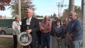 纽约华人日托中心建设引争议 居民忧交通和安全问题