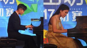 天生我才初赛第九集:钢琴技艺大比拼 指尖洋溢动人旋律