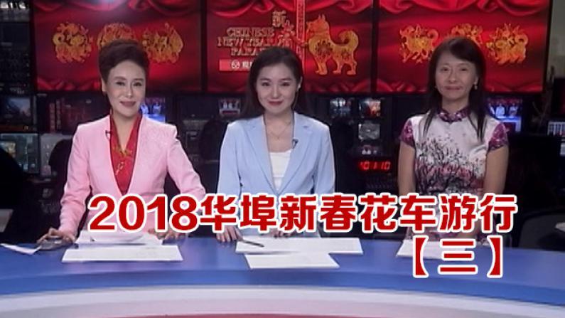 2018华埠新春花车游行 【三】