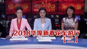 2018华埠新春花车游行【二】