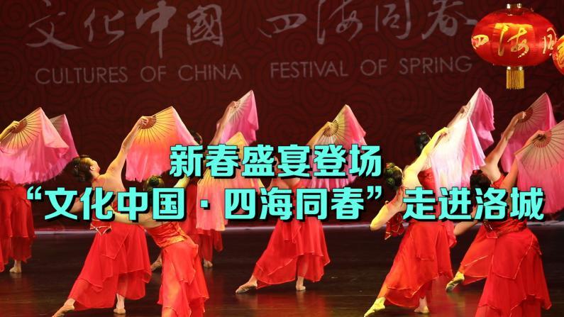 """春味浓 """"文化中国·四海同春""""火热登陆洛城"""