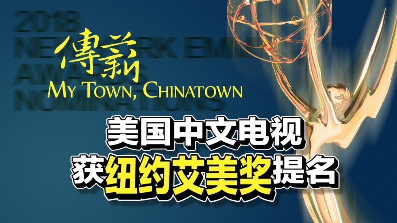 美国中文电视系列片《传薪》 入围61届纽约艾美奖