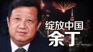 余丁:中国艺术绽放纽约新春